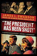 president shot